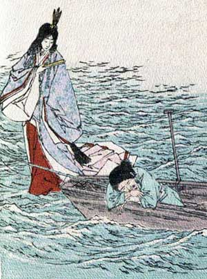 Urashima, Japanese fisher boy story
