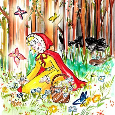 Little Red Riding Hood - Storynory