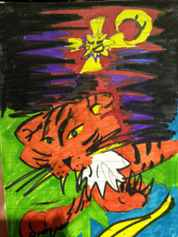 Poetry Activity: The Tyger