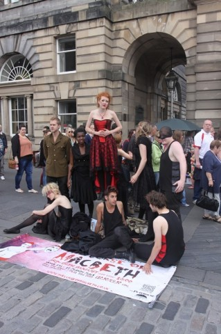 Macbeth - Edinburgh Fringe
