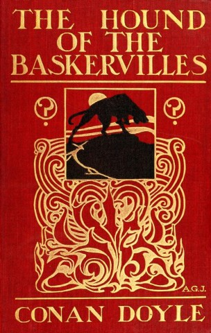 Cover Hound of Baskervilles 1902