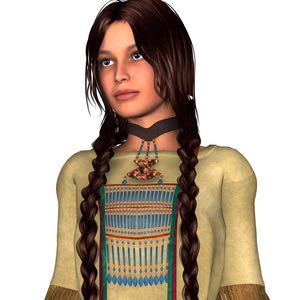 an introduction to the tale of the american indian princess pocahontas Native americans in the united states and pocahontas incident  had been saved by the princess pocahontas since he was  native american indian: pocahontas.