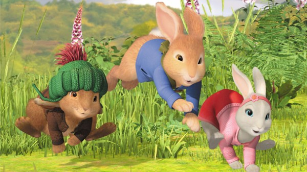 The Animated Peter Rabbit