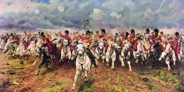 charge of the light brigade coursework