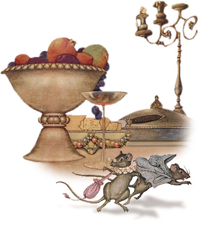 Country Mouse and the City Mouse - Storynory