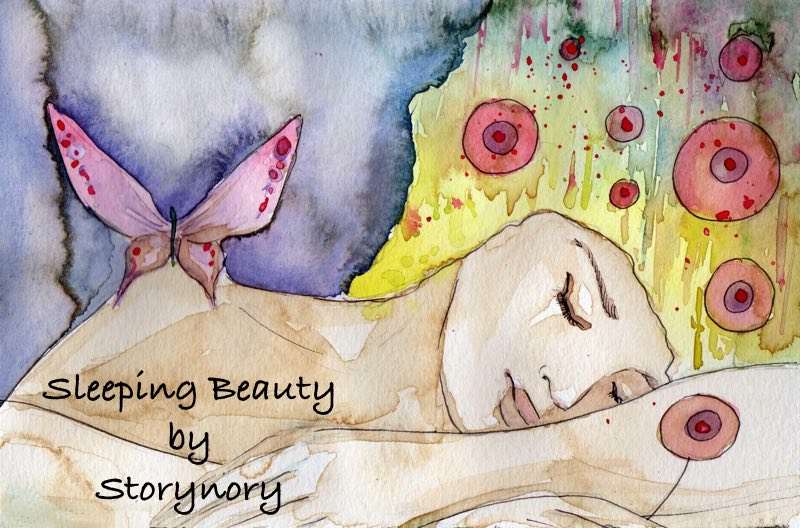 Sleeping Beauty by Storynory