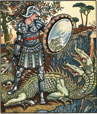 st george and the dragon story pdf