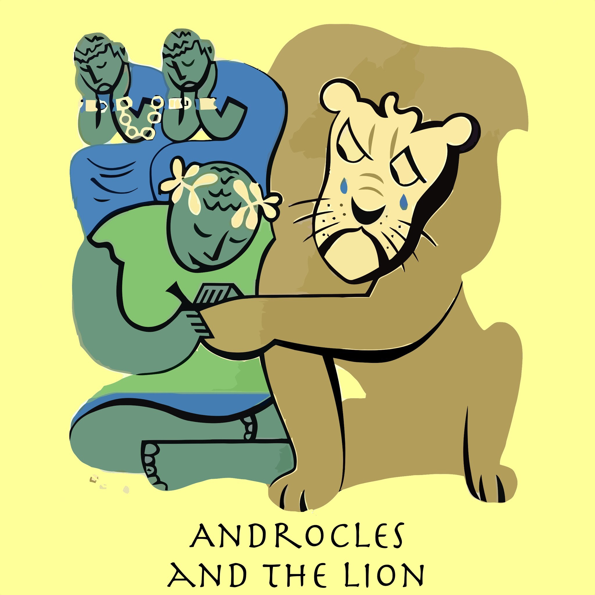 Androcles and the Lion - Storynory