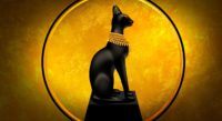 Egypt Cat Godess