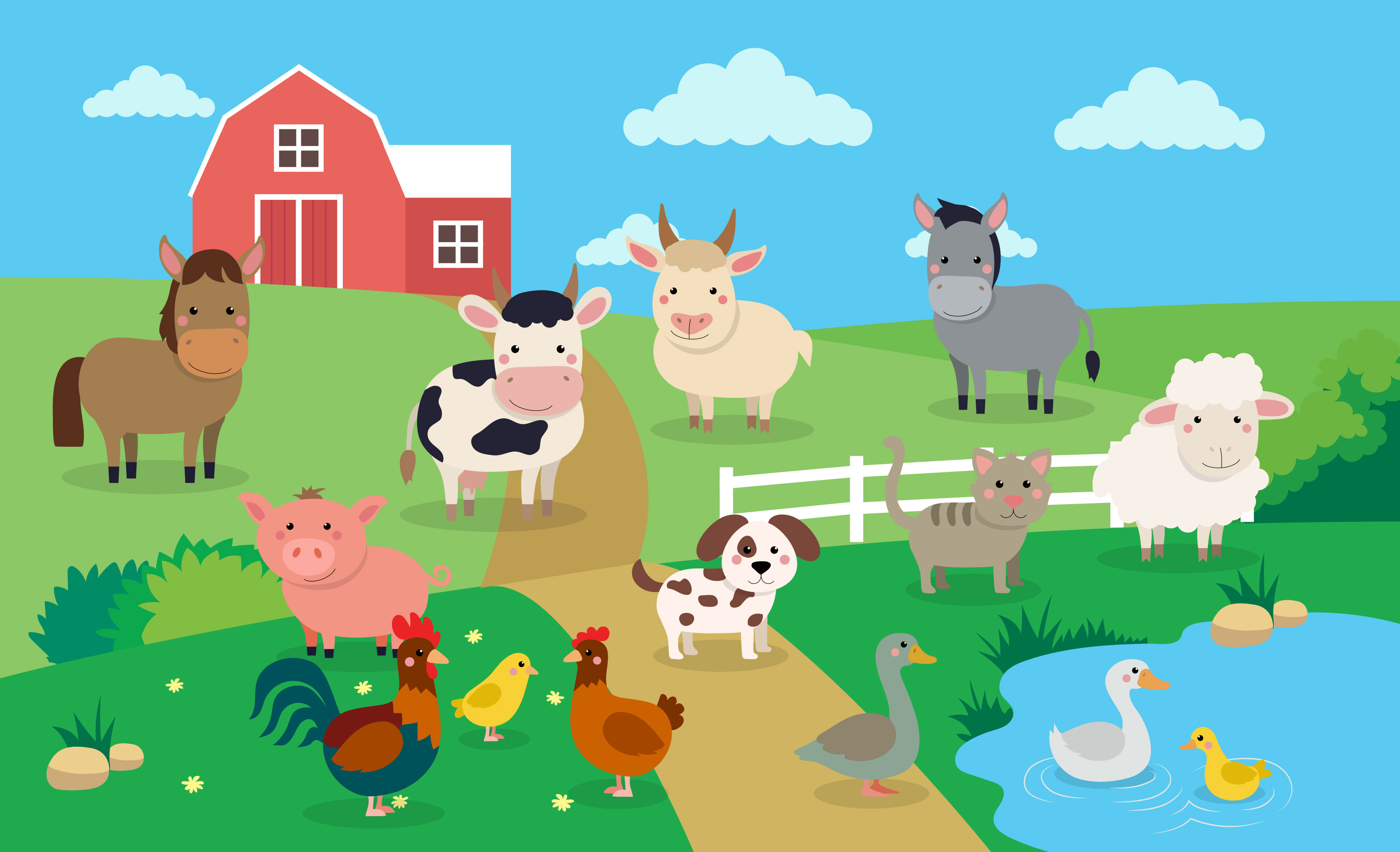 Song: Old MacDonald had a Farm - Storynory
