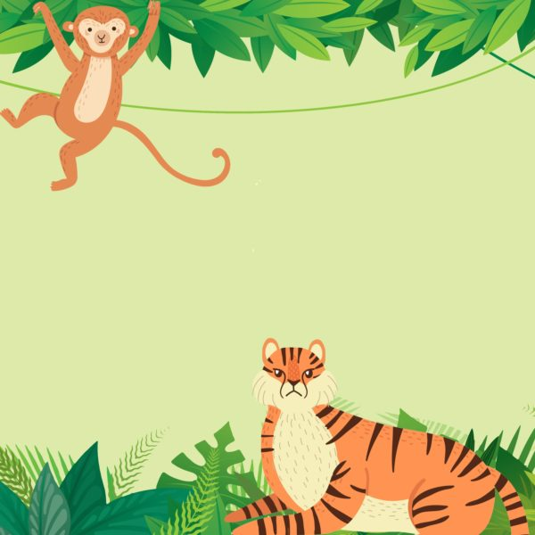 How the Monkey Tricked the Tiger